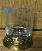 Стакан на стол HESTIA бронза Antique